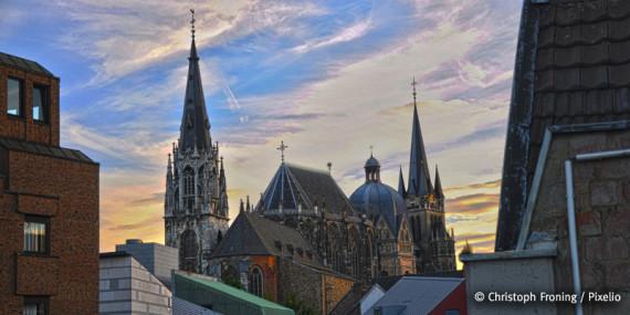 Vereinsfahrt 2015 nach Aachen