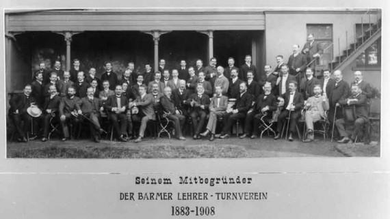 Gründungsmitglieder (1883-1908)