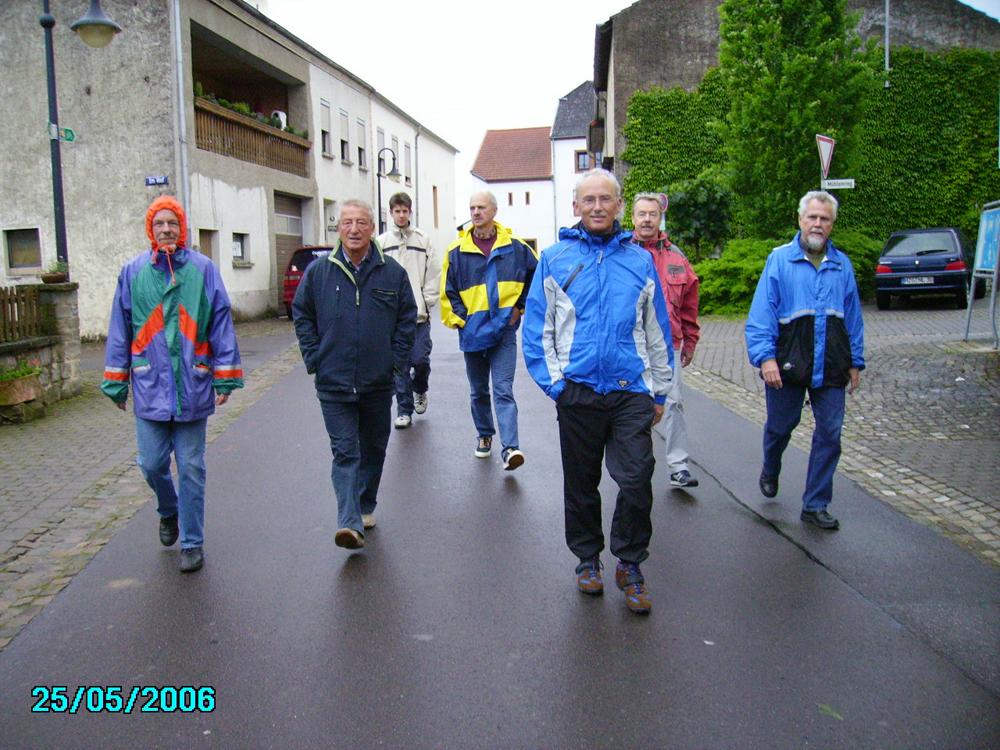 Mosel-Saar-Radtour 2006 01
