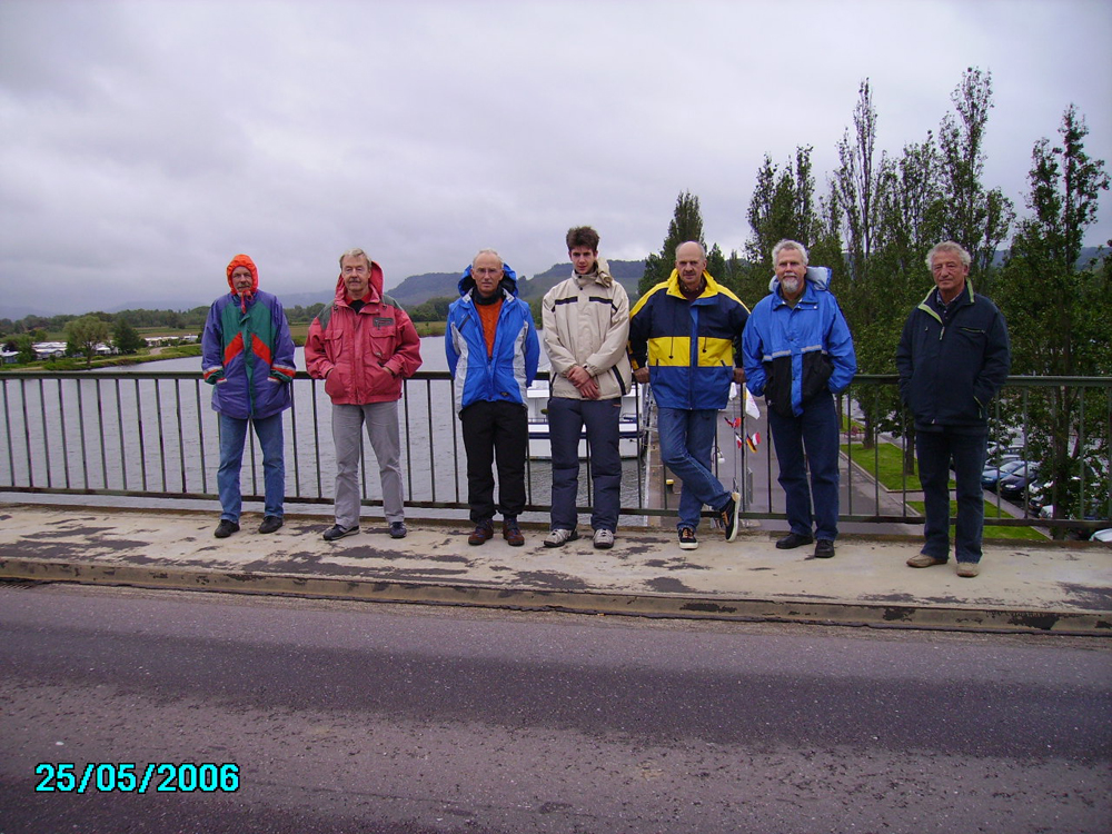 Mosel-Saar-Radtour 2006 02